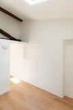 Modern loft, empty room Royalty Free Stock Photos