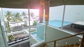 Modern Loft Interior Design stock video