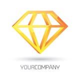 Modern logo design Stock Photos