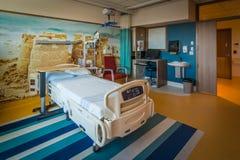modern lokal för sjukhus Royaltyfria Foton