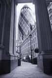 Modern London Royalty Free Stock Photos