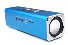 Modern Loudspeaker Stock Photo