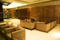 Modern Lounge stock photo