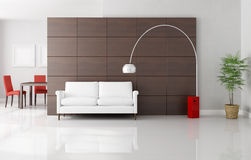 Modern lounge Royalty Free Stock Photography