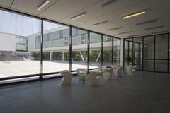 Modern Lounge Stock Image