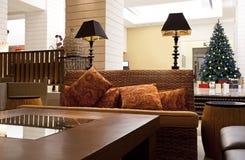Modern Lounge Room Royalty Free Stock Photo