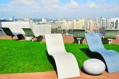 Modern lounge Royalty Free Stock Photo