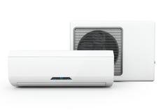modern luftkonditioneringsapparat Arkivfoto