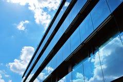 Modern, LuxeFlatgebouw Modern flatgebouw Royalty-vrije Stock Foto