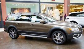 Modern luxury business car Stock Photography