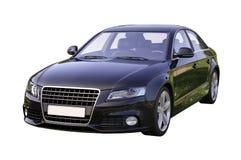 Modern luxury car isolated Stock Photo