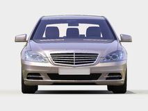 Modern luxury executive car Royalty Free Stock Image