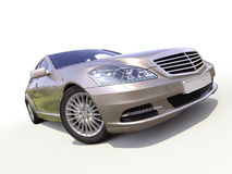 Modern luxury executive car Royalty Free Stock Photo