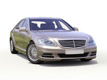 Modern luxury executive car Stock Photography