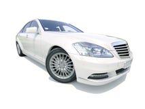 Modern luxury executive car Royalty Free Stock Photos