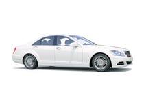 Modern luxury executive car Stock Images