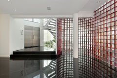 Modern luxury home Stock Photography