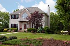 Modern Luxury Home Royalty Free Stock Photo