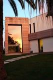 Modern Luxury house Stock Photos