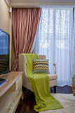 Modern luxury interior home sofa design villa stock photography
