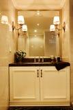 Modern luxury washroom bathroom Stock Images