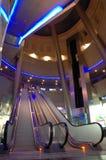 Modern mall interior Royalty Free Stock Photo