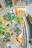 Modern mall interior Stock Photo