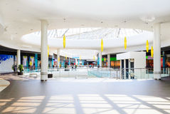 Modern mall Royalty Free Stock Images