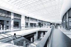 Modern mall Stock Image