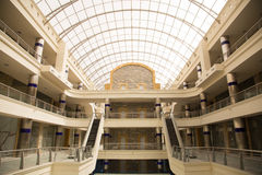Modern mall Stock Photography