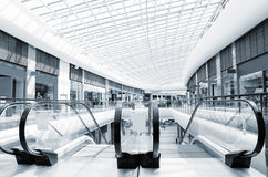 Modern mall Royalty Free Stock Photography