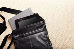 Modern man accessories. Royalty Free Stock Images