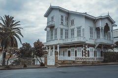 Modern Mansion in Turkey Royalty Free Stock Photo