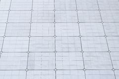 Modern marble tiles Royalty Free Stock Photo