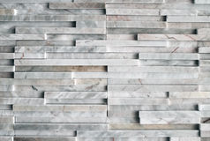 The modern marble wall Royalty Free Stock Photos