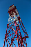 Modern marine tower Stock Image