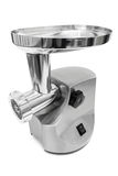 Modern meat grinder Royalty Free Stock Photo