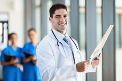 Modern medical doctor Royalty Free Stock Photography
