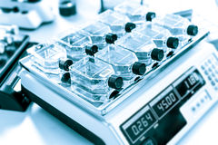 Modern medical laboratory Stock Photo