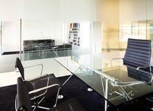 Modern meeting room royalty free stock photo