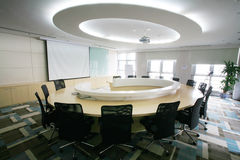 Modern Meeting room Royalty Free Stock Photos