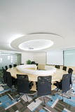 Modern Meeting room interior Royalty Free Stock Photography