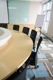 Modern Meeting room interior Stock Photo