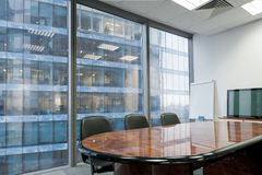 Modern meeting room in the office Stock Photos