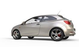 Modern Metallic Car Stock Images