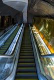 Modern metro interior Stock Photography