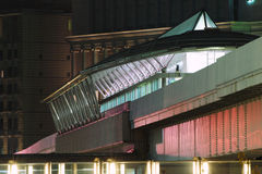 Modern Metro Station Royalty Free Stock Images