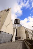 The modern Metropolitan Cathedral in Liverpool Royalty Free Stock Image