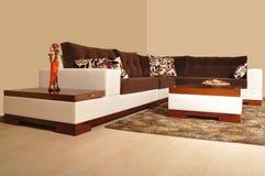 Modern meubilair Royalty-vrije Stock Afbeeldingen