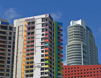 Modern Miami Architectural Design Stock Photos